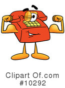 Phone Clipart #10292 by Toons4Biz