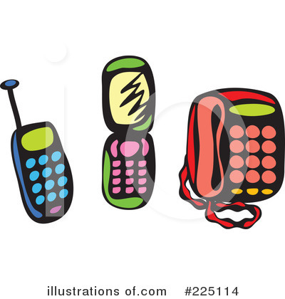 Cell Phone Clipart #225114 by Prawny