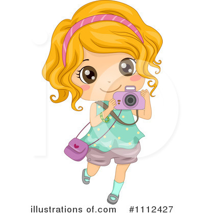 Royalty-Free (RF) Photographer Clipart Illustration by BNP Design Studio - Stock Sample #1112427