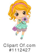 Photographer Clipart #1112427 by BNP Design Studio
