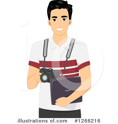 Photography Clipart #1266216 by BNP Design Studio