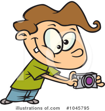 Camera Clipart #1045795 by toonaday