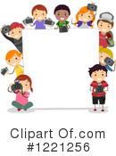 Photography Clipart #1221256 by BNP Design Studio