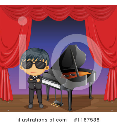 Concert Clipart #1187538 by Graphics RF