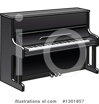 Music Clipart #1301857 by Vector Tradition SM