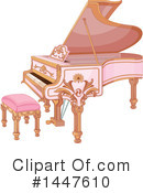 Piano Clipart #1447610 by Pushkin