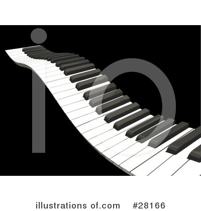Piano Clipart #28166 by KJ Pargeter