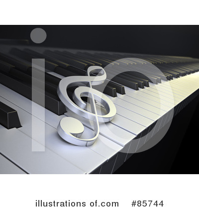 Piano Clipart #85744 by Mopic