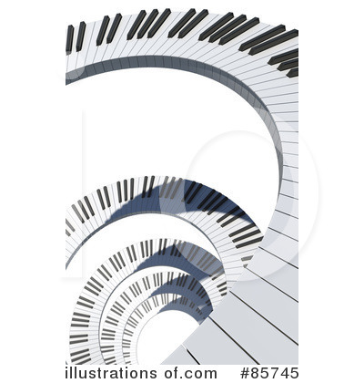 Piano Clipart #85745 by Mopic