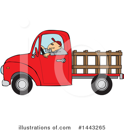 Transportation Clipart #1443265 by djart