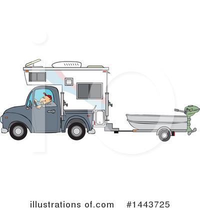 Camping Clipart #1443725 by djart