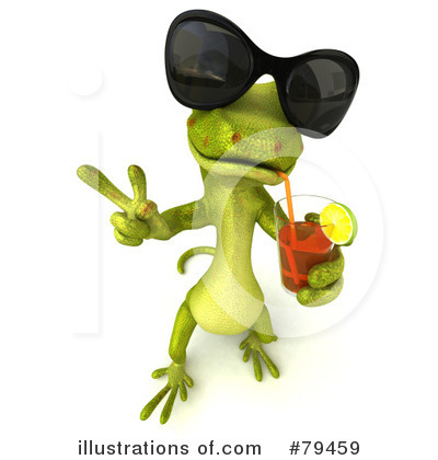 Gecko Clipart #79459 by Julos