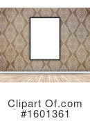 Picture Frame Clipart #1601361 by KJ Pargeter