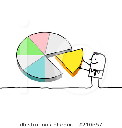 Pie Chart Clipart #210557 by NL shop
