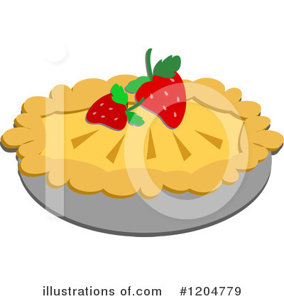 Pie Clipart #1204779 by bpearth