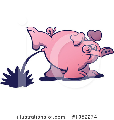 Pig Clipart #1052274 by Zooco