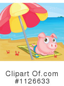 Pig Clipart #1126633 by Graphics RF
