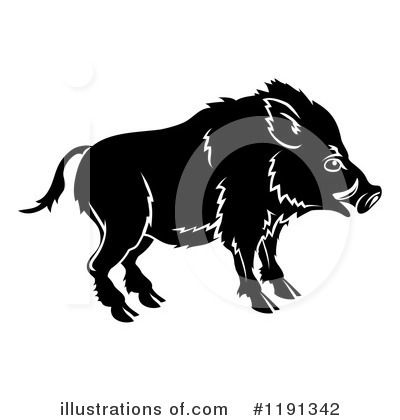 Chinese Zodiac Clipart #1191342 by AtStockIllustration