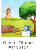 Pig Clipart #1196151 by Graphics RF