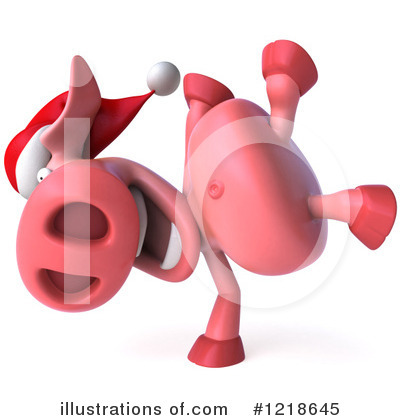 Pookie Pig Character Clipart #1218645 by Julos