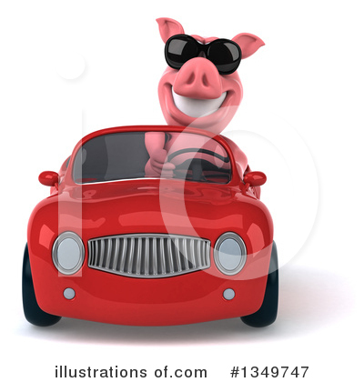 Pig Clipart #1349747 by Julos