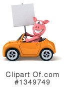 Pig Clipart #1349749 by Julos