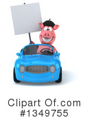 Pig Clipart #1349755 by Julos