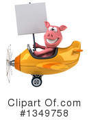 Pig Clipart #1349758 by Julos