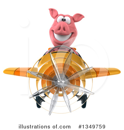 Pig Clipart #1349759 by Julos