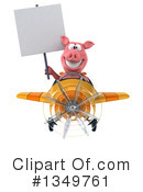 Pig Clipart #1349761 by Julos