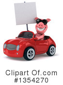 Pig Clipart #1354270 by Julos