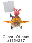 Pig Clipart #1354287 by Julos
