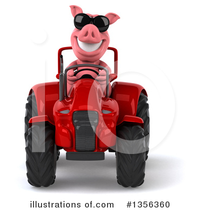 Pig Clipart #1356360 by Julos