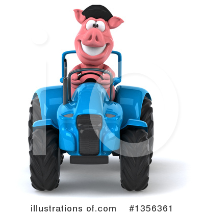 Pig Clipart #1356361 by Julos