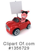 Pig Clipart #1356729 by Julos