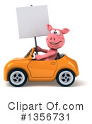Pig Clipart #1356731 by Julos