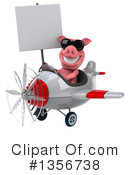 Pig Clipart #1356738 by Julos