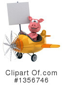 Pig Clipart #1356746 by Julos