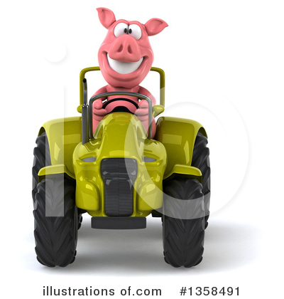 Pig Clipart #1358491 by Julos