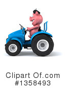 Pig Clipart #1358493 by Julos