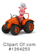 Pig Clipart #1364250 by Julos
