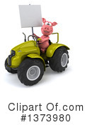 Pig Clipart #1373980 by Julos