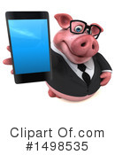 Pig Clipart #1498535 by Julos