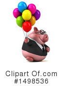 Pig Clipart #1498536 by Julos