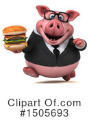Pig Clipart #1505693 by Julos