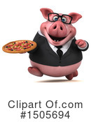 Pig Clipart #1505694 by Julos