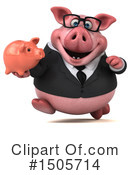 Pig Clipart #1505714 by Julos