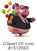 Pig Clipart #1512563 by Julos