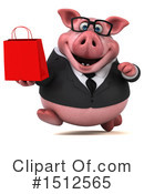 Pig Clipart #1512565 by Julos