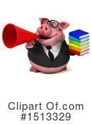 Pig Clipart #1513329 by Julos
